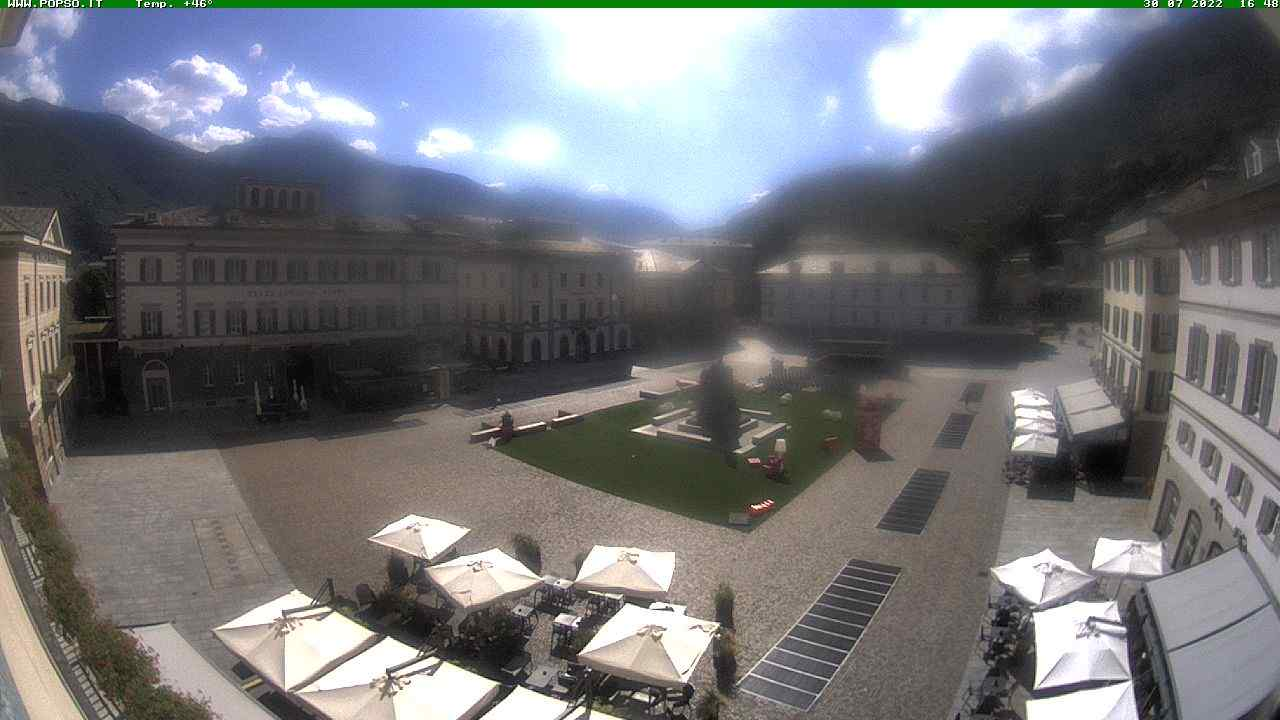 Sondrio Webcam