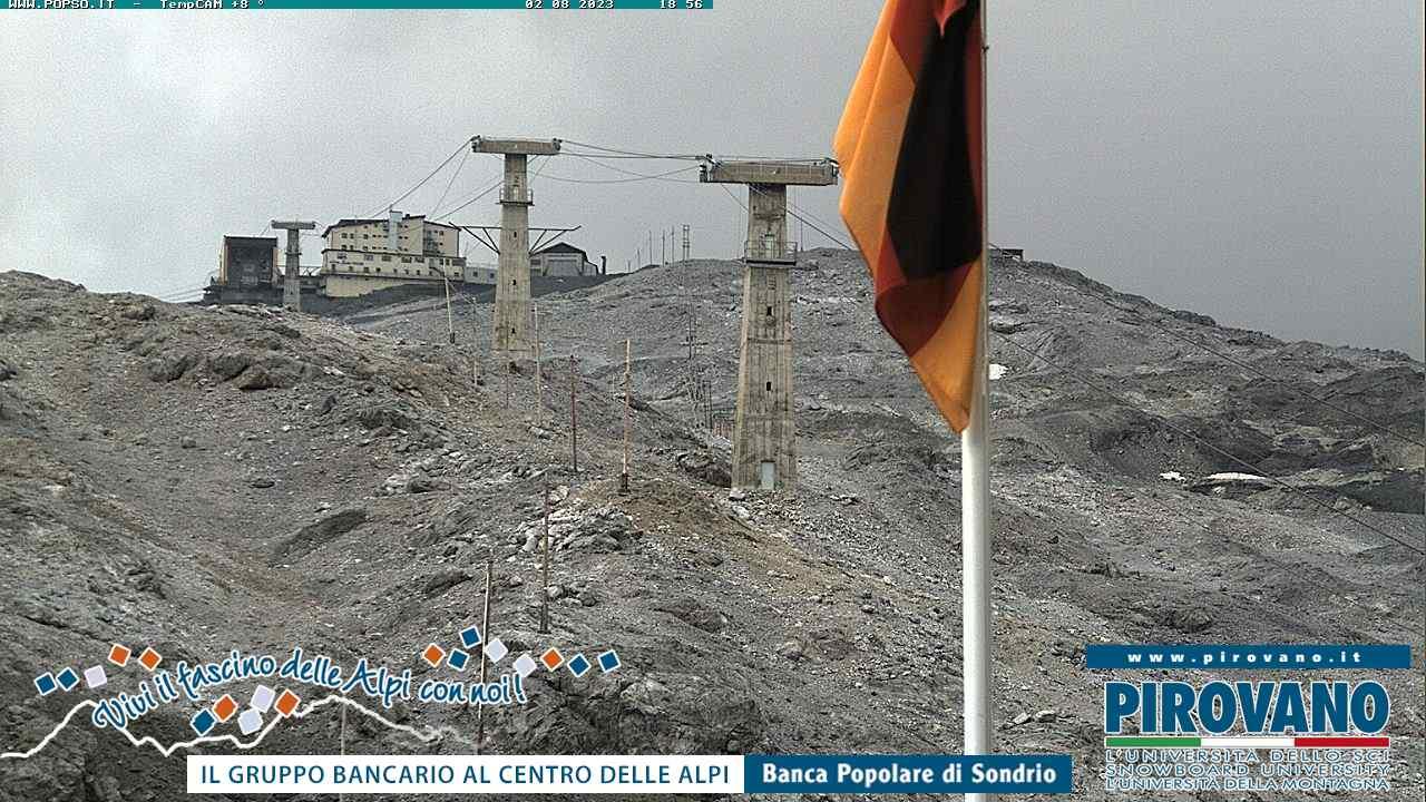 Webcams de Passo Stelvio (Alpes Italianos)