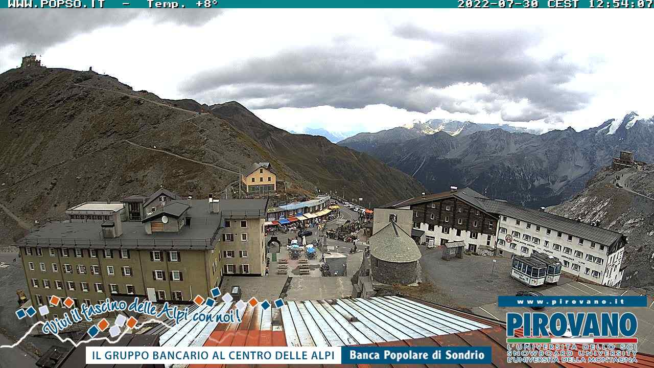 Webcam - Il Passo dello Stelvio