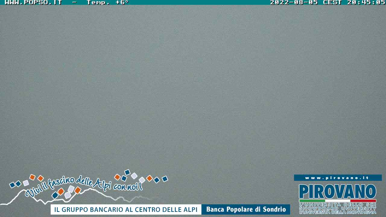 Webcam a Passo Stelvio (BZ, SO)
