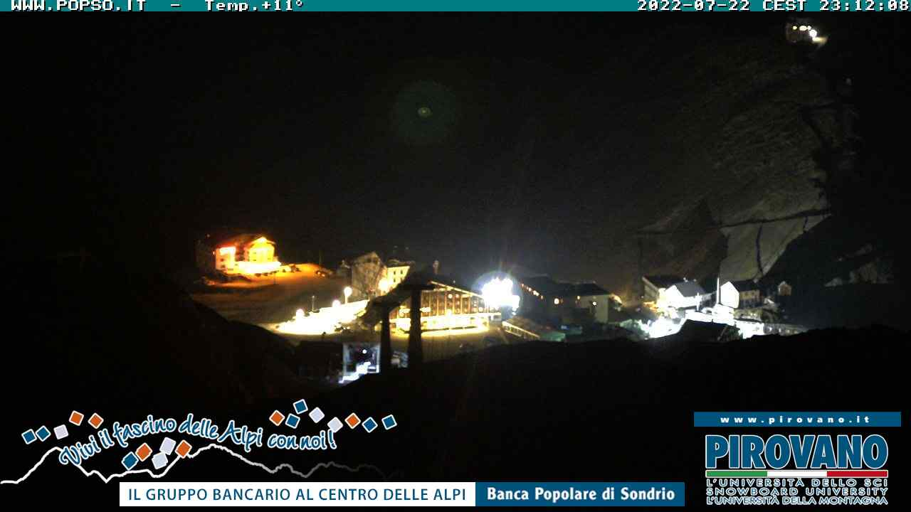 Webcam - Il Passo dello Stelvio