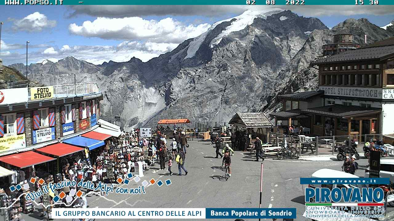 Webcam - Dal Pirovano, uno sguardo verso l'orizzonte
