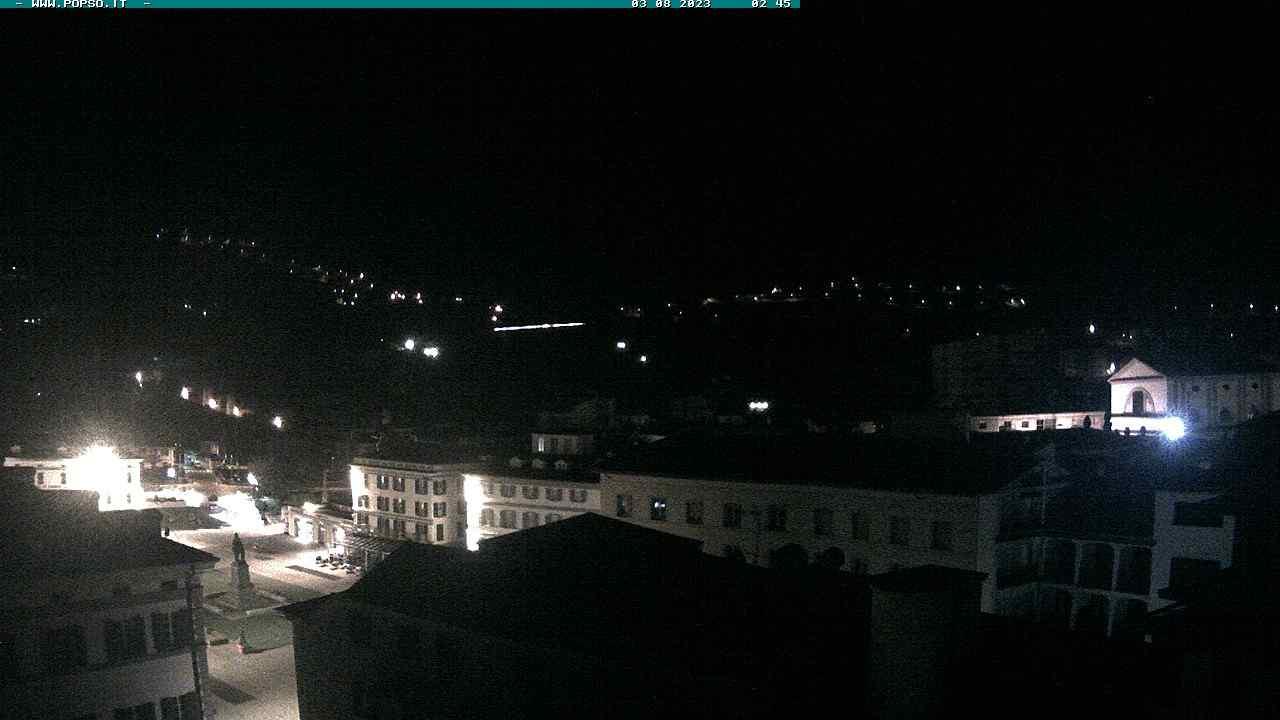 Webcam Sondrio - Banca Popolare di Sondrio